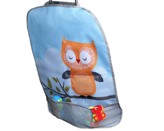 Baby seat protector