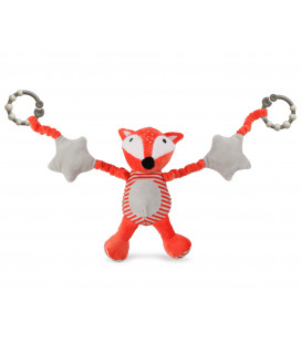 PLUSH TOY FOX 23 CM