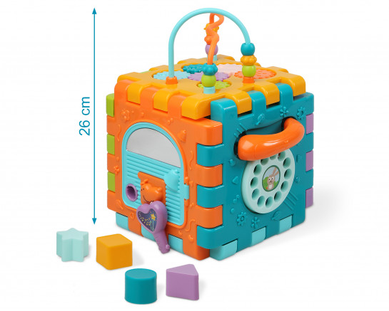 PORTABLE UV STERILISER FOR PACIFIERS AND NIPPLES