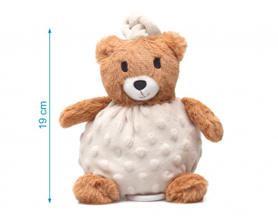 ORTHODONTIC PACIFIER +18M HEARTS