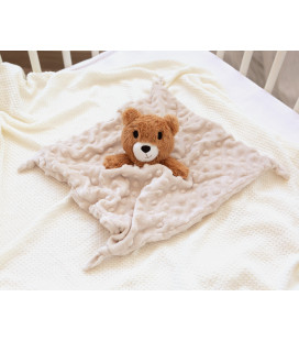 BOTTLE SET, PACIFIER AND GREY CLAMP