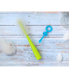 COOLER TEETHER BLUE WITH RINGS PRINCE