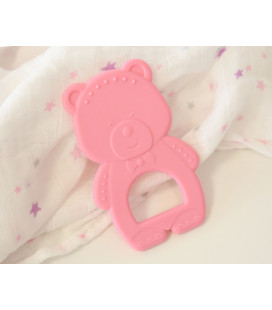 PACIFIER-HOLDER PINK PRINCESS