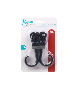 Back seat safety mirror adjustable