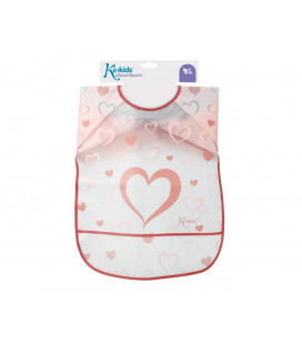 HOT WATTER BOTTLE WITH COSY PINK STARS FLUFFY COVER
