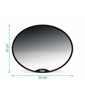 Cervical pillow for baby pink rabbit