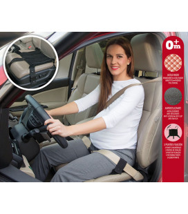 Cervical ergonomic pillow for baby grey rabbit