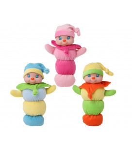 Bottle set, pacifier and blue clamp